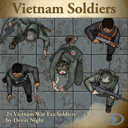 59 Historical Soldiers 1 Roll20 Marketplace Digital