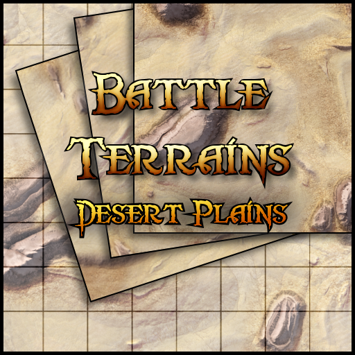 Battle Terrains Desert Plains