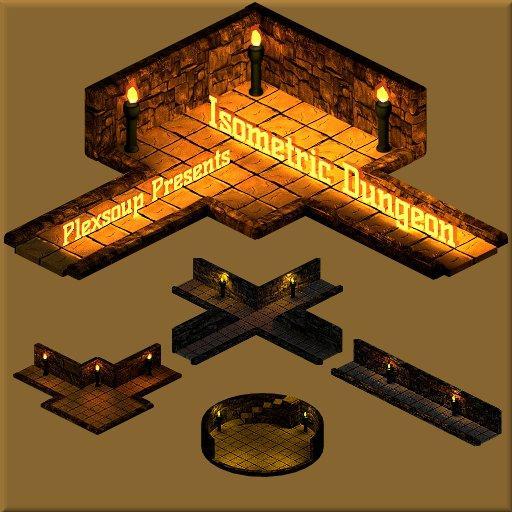 Isometric Dungeon