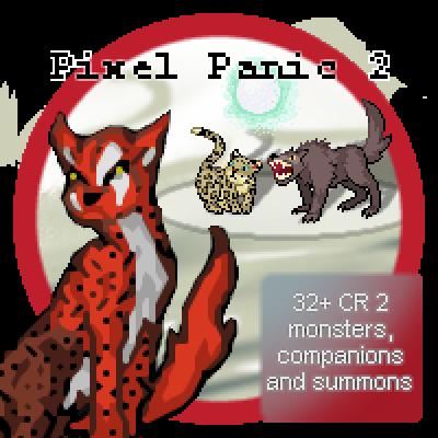 Pixel Panic 2