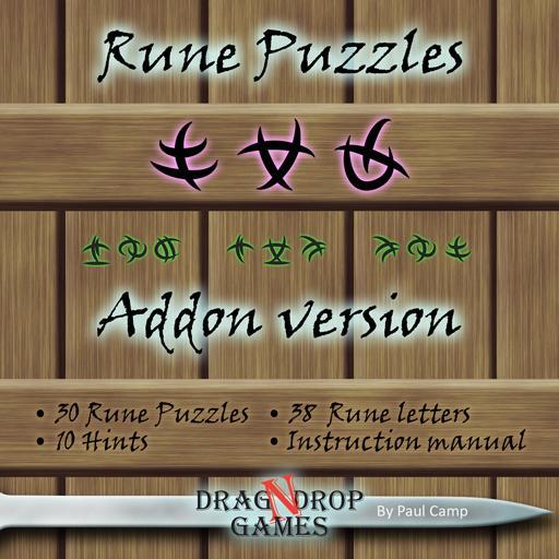 Rune Puzzles Addon