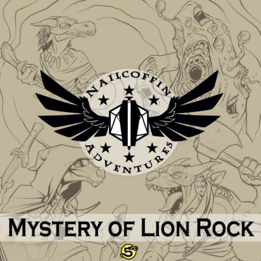 The Mystery of Lion Rock