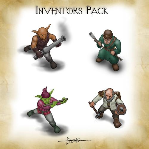 Inventors Pack