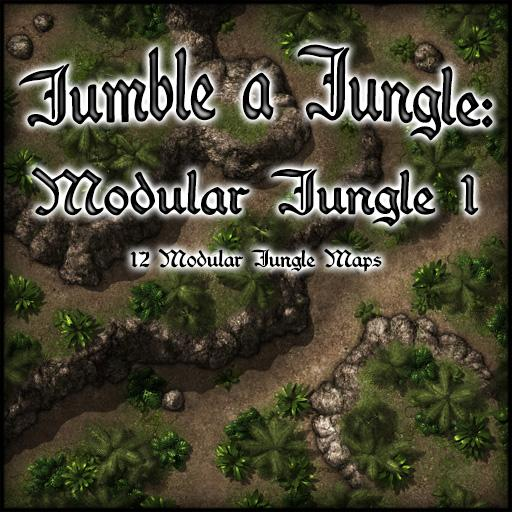 Jumble a Jungle: Modular Jungle 1