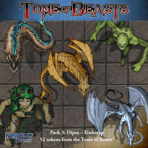 Tome of Beasts Pack 3