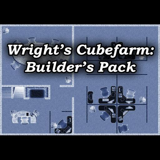 Wright's Cubefarm - Builder's Pack