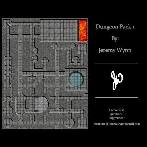 Jeremy Wynn - Dungeon Pack 1