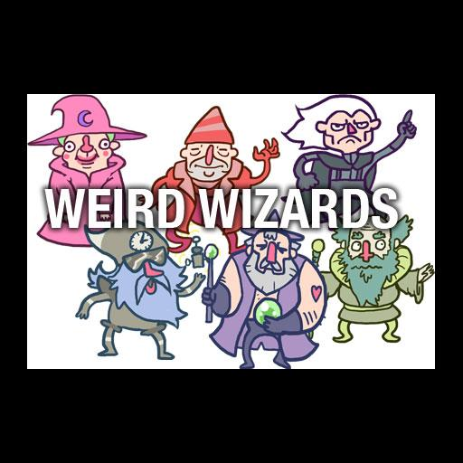 Weird Wizards