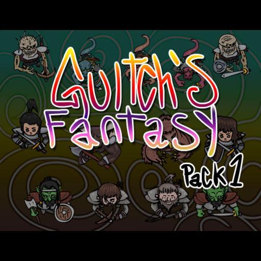 Gultch's Fantasy Pack 1