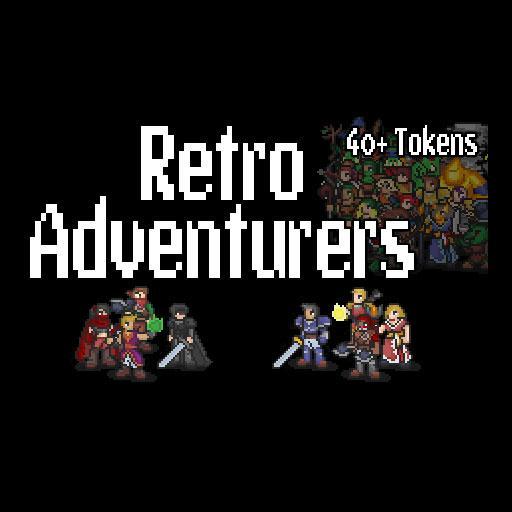 Retro Adventurers