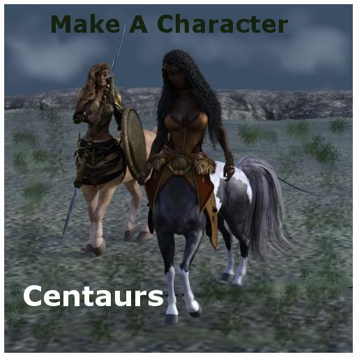 Make a Character: Centaurs