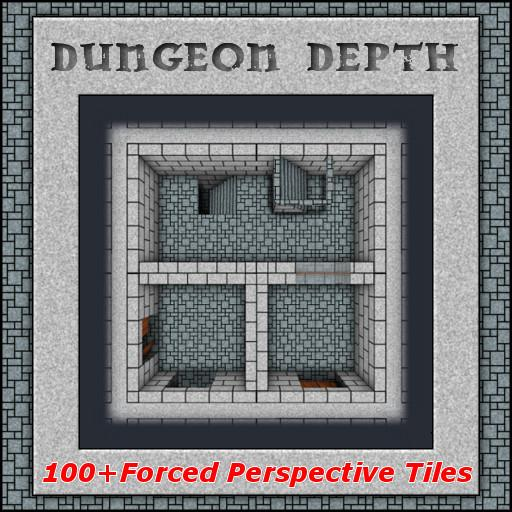 Dungeon Depth Tiles