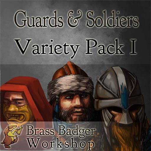 Guards and Soldiers Variety Pack I