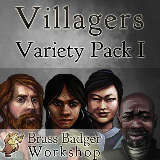Villager Variety Pack I