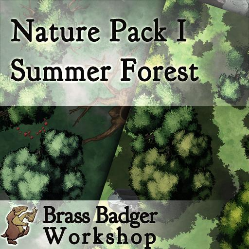 Nature Pack I - Summer Forest