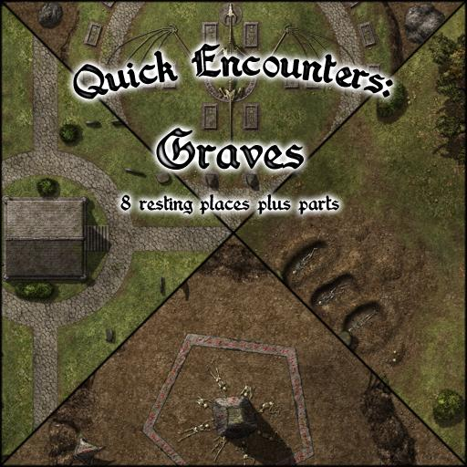 Quick Encounters: Graves