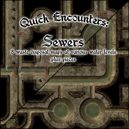 Quick Encounters: Sewers