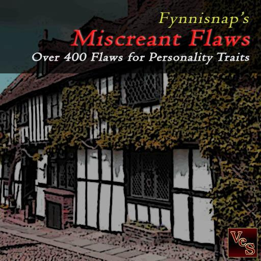 Fynnisnap's Deck of Flaws