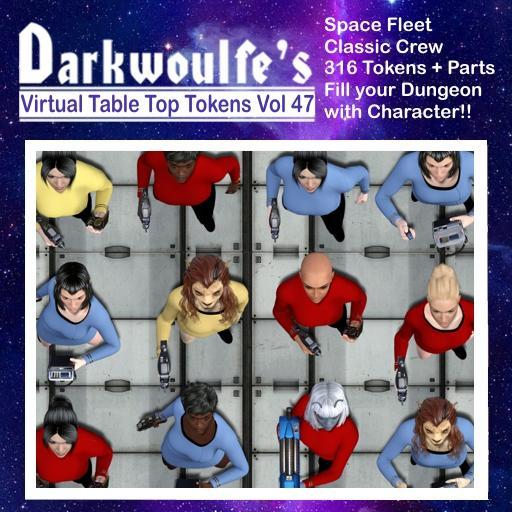 Space Fleet Classic - Crew Pack 2