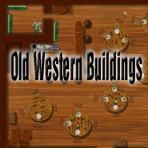 Old Western Buildings