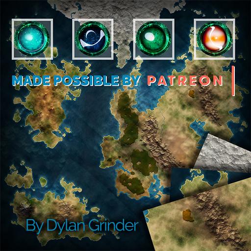 Campaign Overworld 8