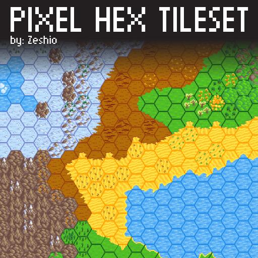 Critical Pixel Pack 19