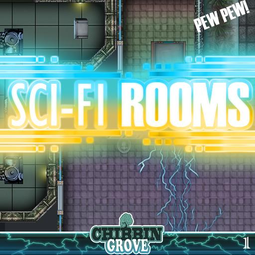 Chibbin Grove Scifi Rooms 1