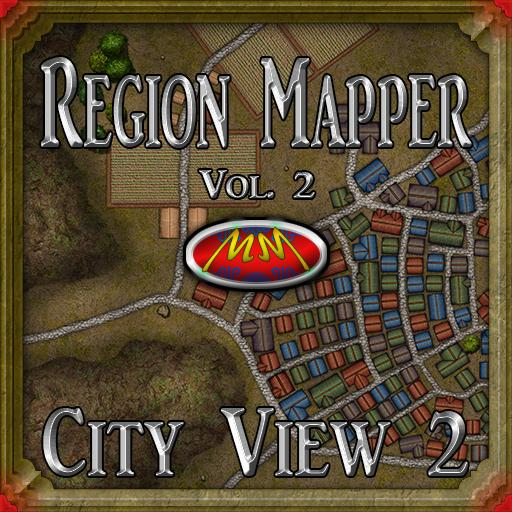 Region Mapper V2 City View 2