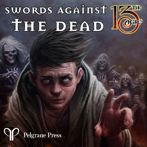 Swords Against The Dead