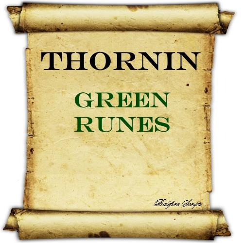 Thornin Green Runes