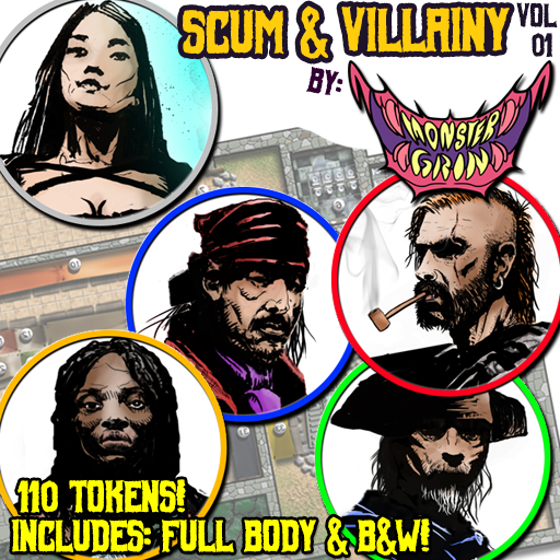 Scum & Villainy, Vol. 1