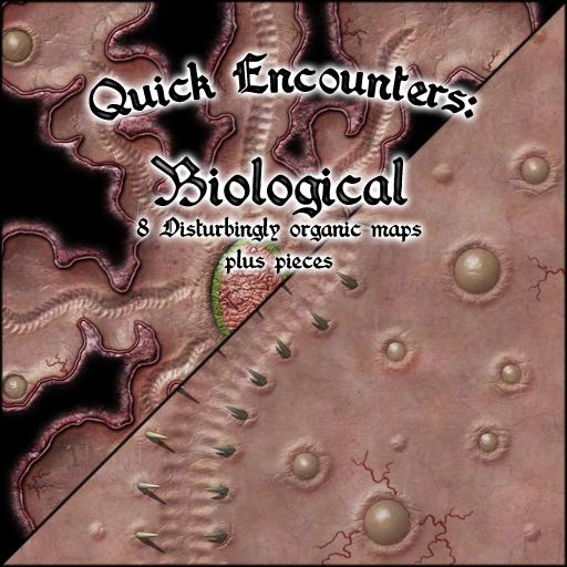 Quick Encounters: Biological