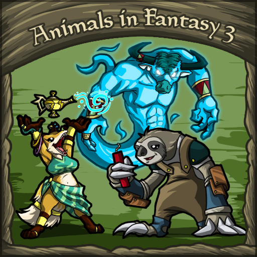 Animals in Fantasy 3