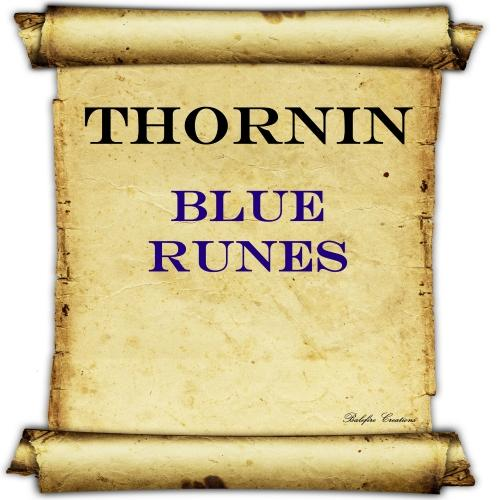 Thornin Blue Runes