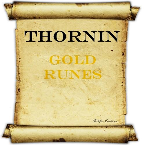 Thornin Gold Runes