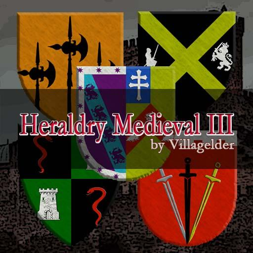Heraldry Medieval III