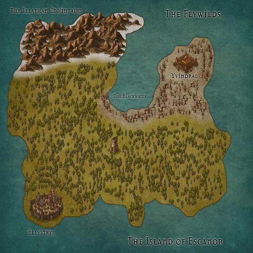 Fantasy Maps 1