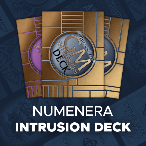 Numenera Intrusion Deck