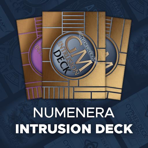 Numenera Intrusion Deck