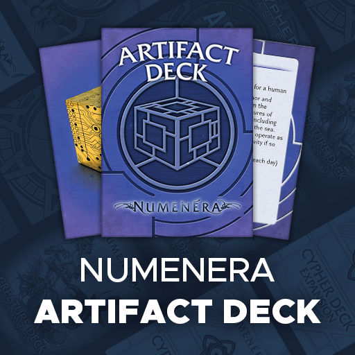 Numenera Artifact Deck