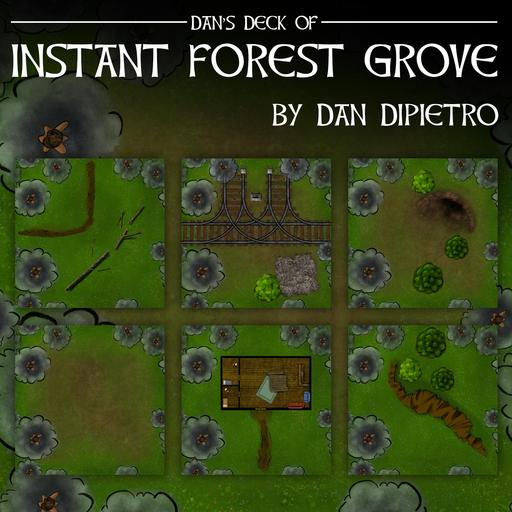 Dan's Deck of Instant Forest Grove