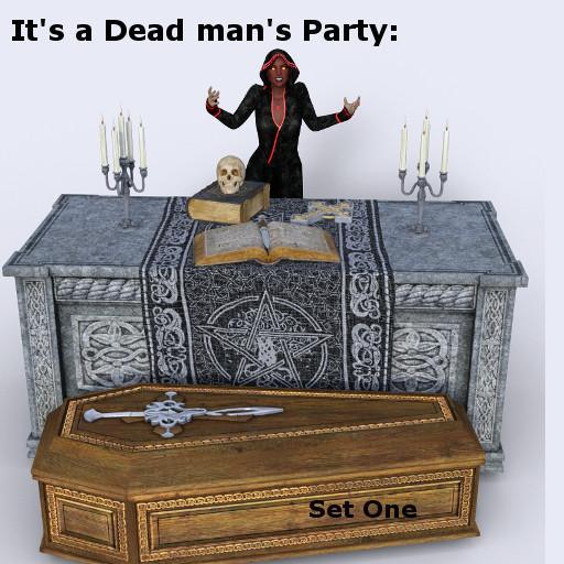 Dead Man's Party: Set 1