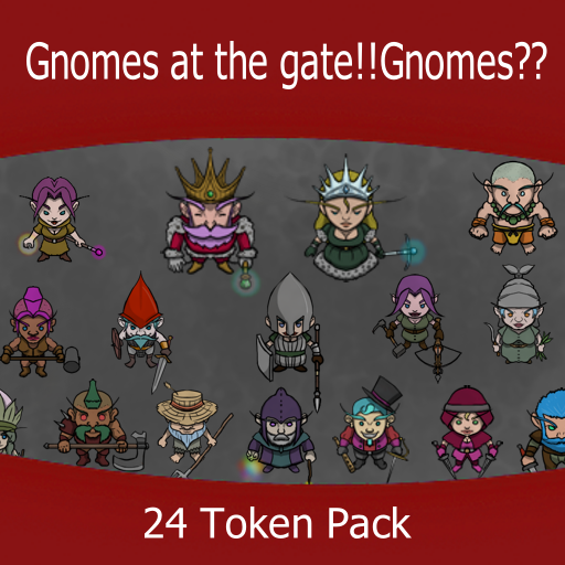 Gnome Invasion!!