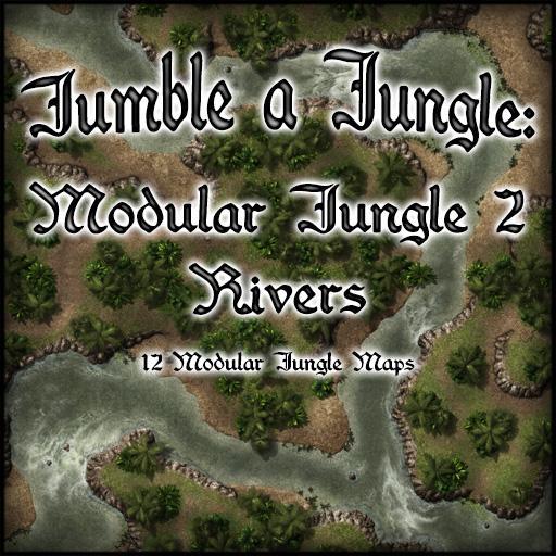 Jumble a Jungle: Modular Jungle 2
