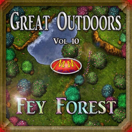 GOv10: Fey Forest