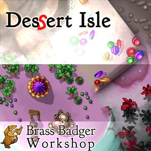 Dessert Isle