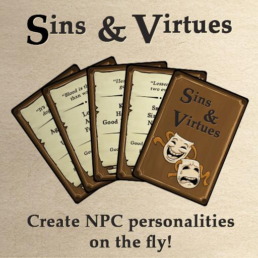 Sins & Virtues Deck