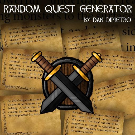 Random Quest Generator | Roll20 Marketplace: Digital goods for