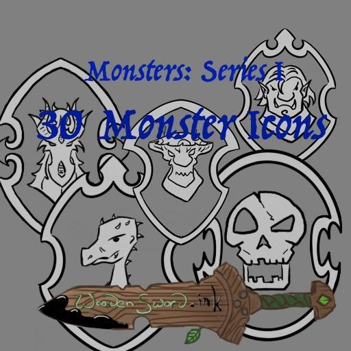 Monster Series I