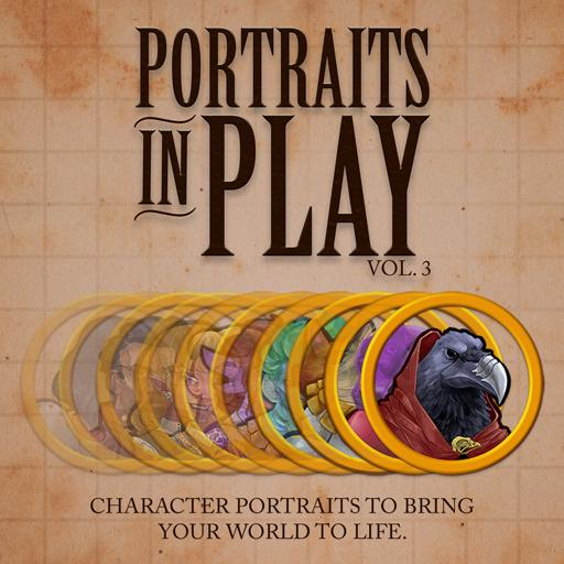Portraits in Play vol. 3